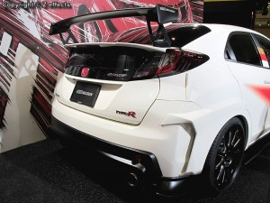 MUGEN CIVIC TYPE R Consept